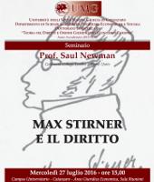 (Italiano) Max Stirner e il diritto