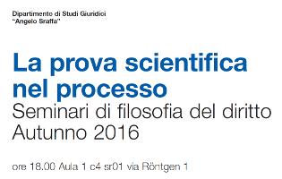 (Italiano) La prova scientifica nel processo