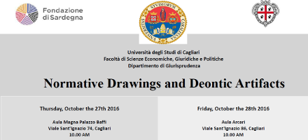 (Italiano) Normative Drawings and Deontic Artifacts