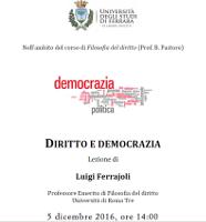Diritto e democrazia