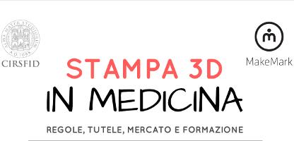 Stampa 3D in Medicina