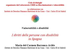 I diritti delle persone con disabilità in Spagna