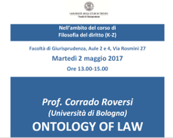 Ontology of Law