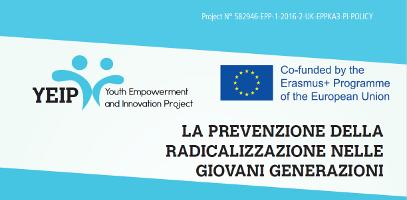 La prevenzione della radicalizzazione nelle giovani generazioni