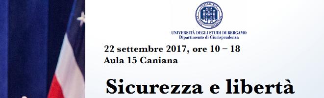 (Italiano) Sicurezza e libertà
