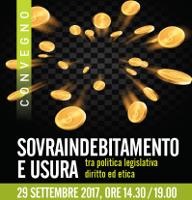 (Italiano) Sovraindebitamento e usura