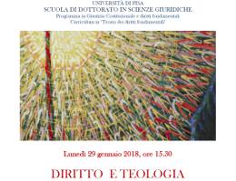 (Italiano) Diritto e teologia