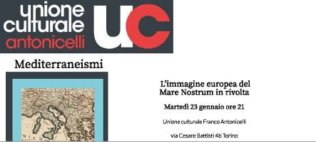 L'immagine europea del Mare Nostrum in rivolta