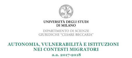 Autonomia, vulnerabilità e istituzioni nei contesti migratori