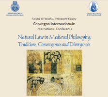 Natural Law in Medieval Philosophy: Traditions, Convergences and Divergences