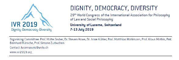 Dignity, democracy, diversity
