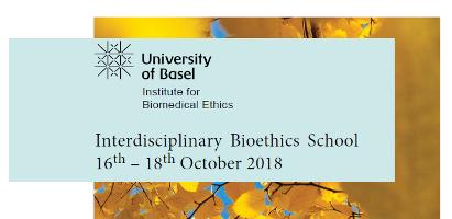 Interdisciplinary Bioethic School