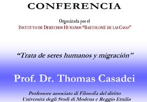 Trata de seres humanos y migración