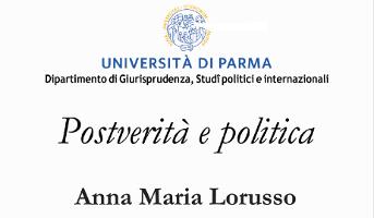 Postverità e politica